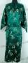 Blessing Kimono Robe Sleepwear Gown Green One