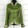 Chinese Embroidery Party Jacket Green