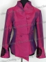 Chinese Jacket - Simplified Style Purple