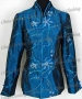 Embroidery Brilliant Jacket Navy Blue