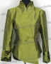 Handmade Chinese Simplified Jacket Green