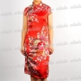Peony Tradition Mini Dress Cheongsam