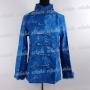 Traditional Chinese Cashmere Jacket Shirt